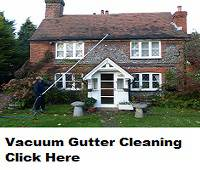 Tonbridge Vacuum Gutter Cleaning Kent